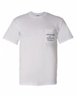 DESTROY WHITE Pocket