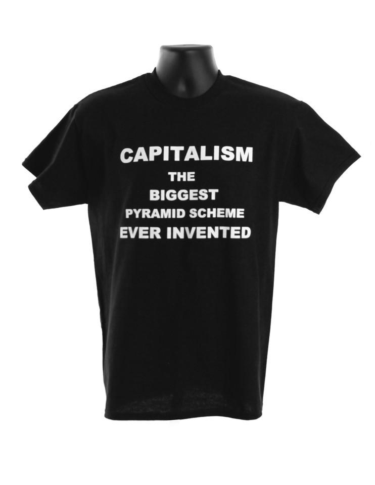 Pyramid Scheme T-Shirt ka3mCjrTUb