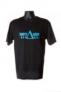 CAPITALISM APPAREL BLACK