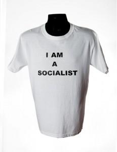 SOCIALIST WHITE