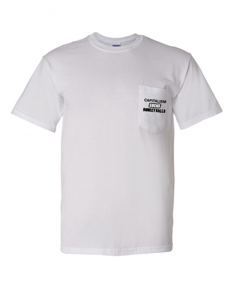 DONKEY WHITE Pocket